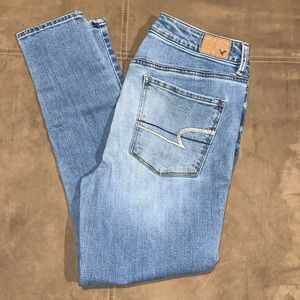 American Eagle Outfitters Jeans - American Eagle AEO Hi-Rise Jeggings Size 10 Short